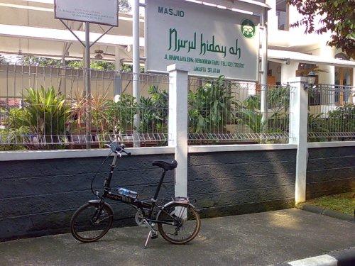 Jildhan-29 selepas Kuliah Dhuha di Nurul Hidayah