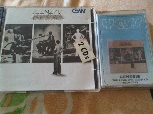Album masterpis dari Genesis
