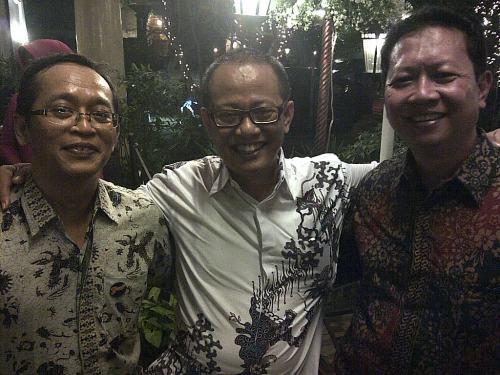 Trio lulsan SD Endrakila Madiun