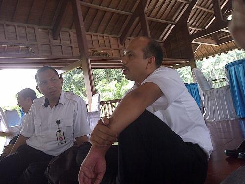 The Lesehan Workshop @ Anjungan SulTra