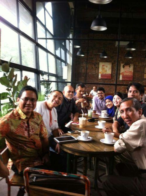 Anomali Coffee, Jl. Senopati