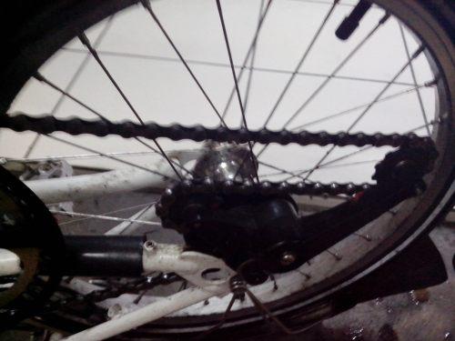 Sepeda single speed ajah