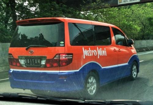 Metro Mini Alphard-1