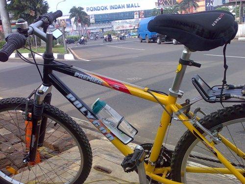 21 Mei 2009 - Perempatan Pondok Indah Mall - Radio Dalam