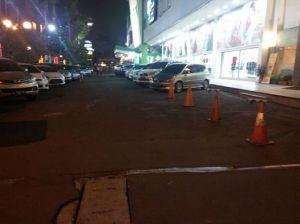 Area parkir sarinah