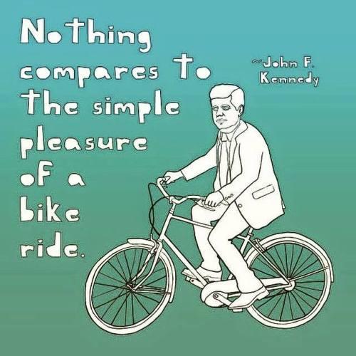JF Kennedy Bike