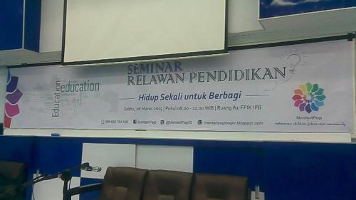 Seminar Relawan Pendidikan3