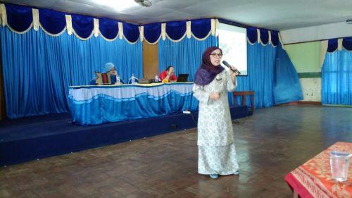 Medria Kusuma Dewi, sang pakar ENERGI dari negeri Jiran
