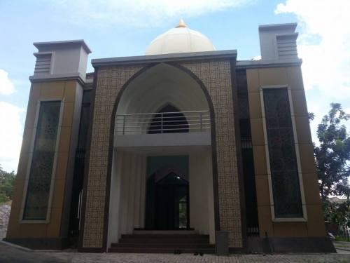 Masjid Lukman Al-Hakim