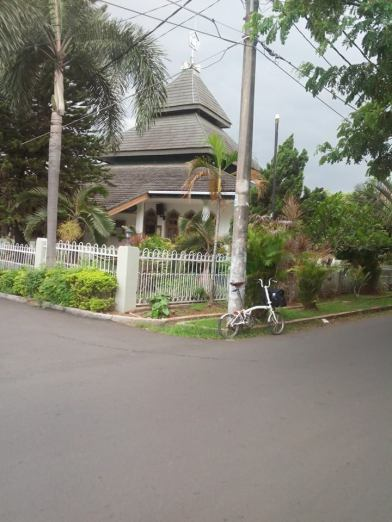 Masjid An Nur Jl Bendi