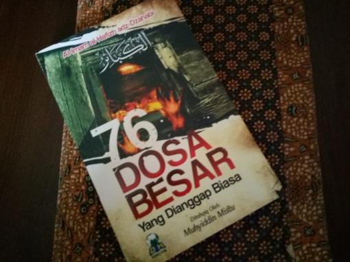 76-dosa-besar-buku