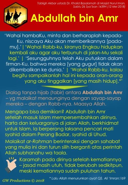 Abdullah bin Amr