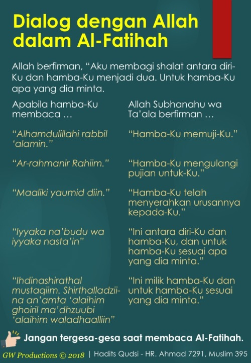 Dialog Al-Fatihah 22Jun2018