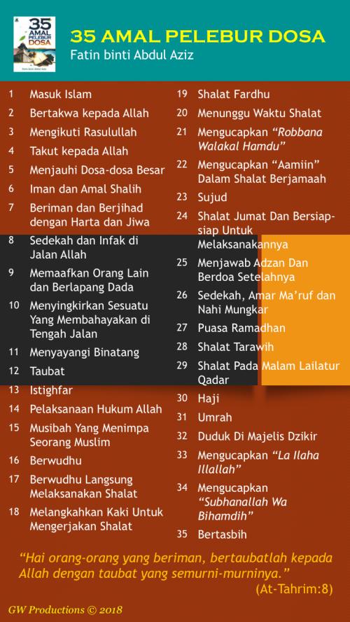 35 Amal Pelebur Dosa 16Dec2018