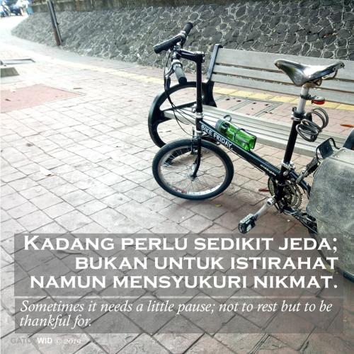 Cycling - Mensyukuri 15Aug2019